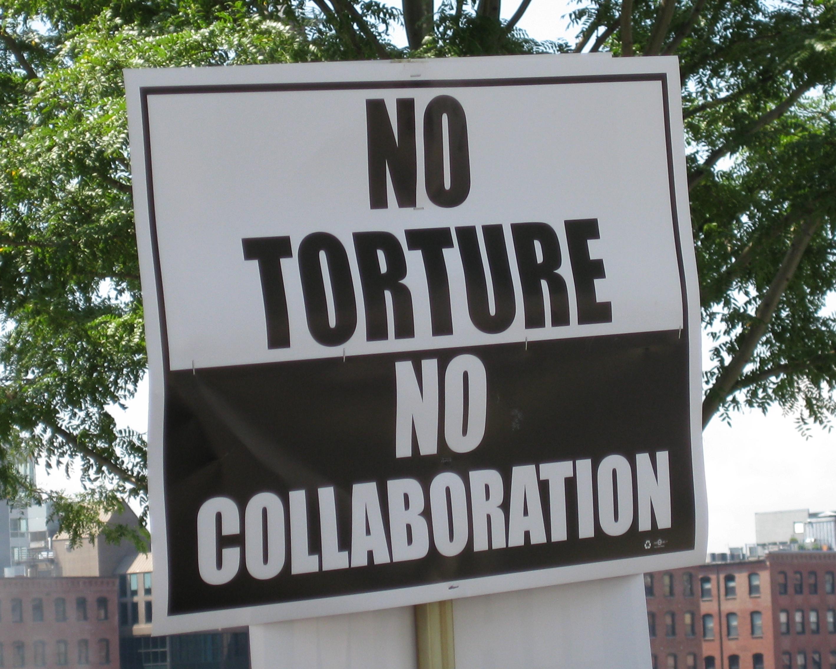 No-Torture